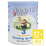 Nanny Care Growing Up Milk 1-3 Years 900g