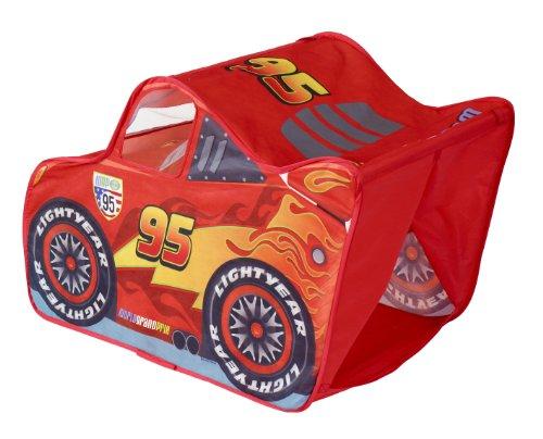 Imagen principal de Worlds Apart Disney Cars - Tienda de campaña con forma del Rayo McQueen
