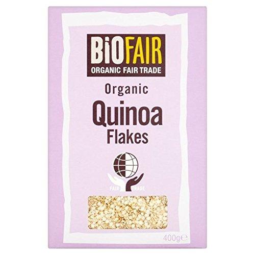 Biofair Foire Bio Flocons De Quinoa De Commerce 400G