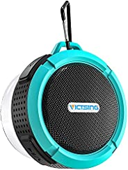 Epeios Portable Bluetooth Speaker with Built-in Mic, Waterproof Bluetooth Speaker with 6H Playtime, Loud HD So