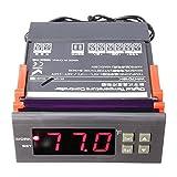 KUNSE wh7016K DC12V Digital Halbleiter Temperatur Controller Thermoelektrische Kühler Peltier Thermostat