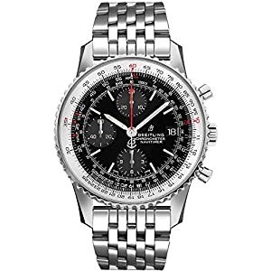 Breitling A13324121B1A1 - Reloj cronógrafo para hombre (1 cronógrafo, esfera negra) 5