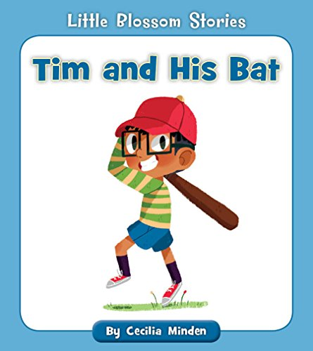 Tim and His Bat (Little Blossom Stories) (English Edition) Blossom Time-serie