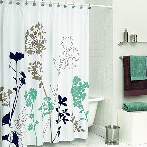 DS Bad Silhouette Wasserdicht Stoff Vorhang für die Dusche