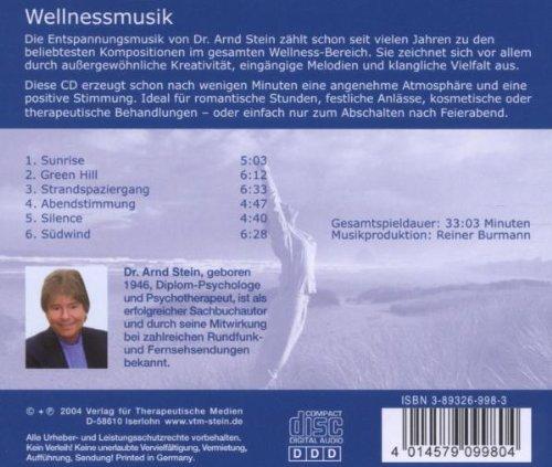 Wellness-Musik Sonderedition Vol.1 - 2