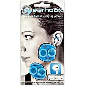 Earhoox Attacchi intra-auricolari per Earpods, modelli per iPhone 5e iPhone 6, diversi colori