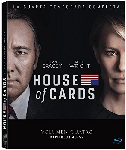 House Of Cards – Temporada 4 [Blu-ray] 51Ij8HPiw5L