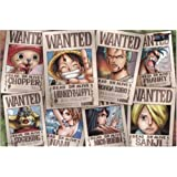 One Piece Wanted Puzzle 1000 pièces (n°1000-75)