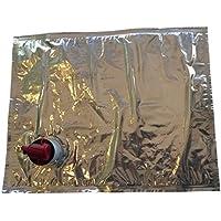SACCA BAG IN BOX CON RUBINETTO LT 5 Confezione da 15PZ