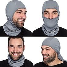 Magic Zone Balaclava Skimaske, Winter Vlies-windundurchlässige Gesichtsmaske für Männer und Frauen