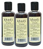 Khadi 18 Herbs Hair Oil [ pack of 3]