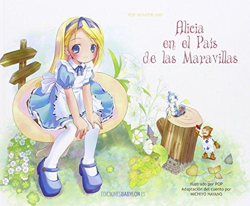 Alicia en el País de las Maravillas por Michiyo Hayano