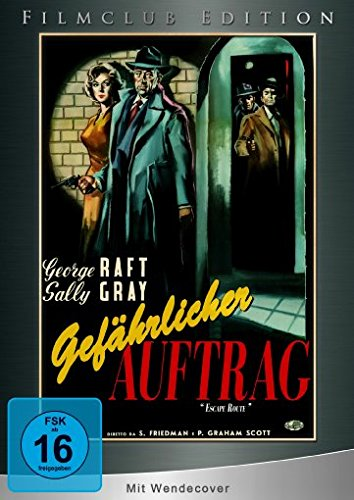 Bild von Gefährlicher Auftrag - Filmclub Edition 22 [Limited Edition]