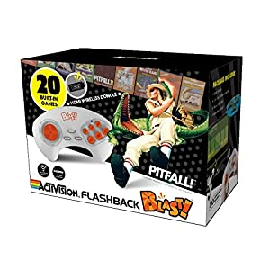 ATARI Flashback BLAST! Activision Wireless Retro Konsole+ Konsole und Controller in einem+ 20 Games!