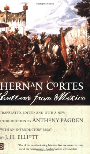 Letters from Mexico (Yale Nota Bene) por Hernan Cortes