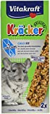 Vitakraft - 25062 - Kräcker Calcium Chinchillas P/2