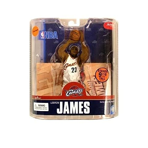 McFarlane Sportspicks: NBA Series 13 Lebron James (Chase Variant) Action Figure by McFarlane Toys