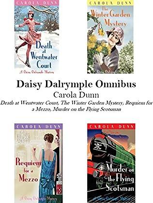 book cover of Daisy Dalrymple Omnibus Books 1-4