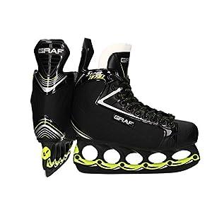 GRAF Super G 103 V3 Skate mit T – Blade System Black Edition