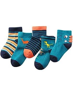 [Patrocinado]ZODOF Calcetines Lindos de los niños Calcetines de Conejo de Ojos Cortos de algodón calcetín para bebés niños...