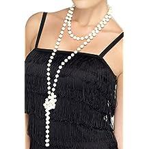 Lange perlenkette modeschmuck