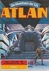 Atlan-Paket 12: Die Abenteuer der SOL (Teil 2): Atlan Heftromane 550 bis 599 (Atlan classics Paket)