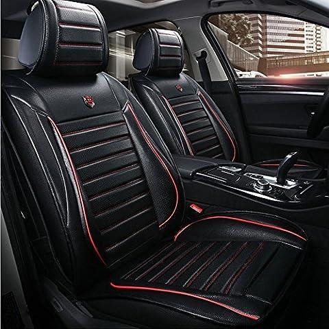 Ensemble de housses Housse de siège auto pour Porsche 911Porsche Cayenne Porsche Panamera Porsche Cayman Smart Fortwo
