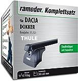 Rameder Komplettsatz, Dachträger SquareBar für Dacia DOKKER (116363-10868-4)