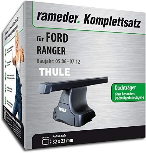 , Dachträger SquareBar für Ford Ranger (116145-09028-2) ()