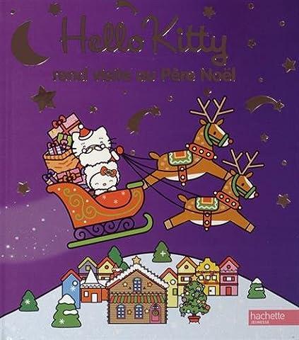 Hello Kitty rend visite au Père Noël