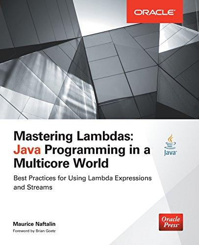 Mastering Lambdas (Oracle Press)