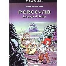 Le pays d'Aslor - Percevan - Tome 4 - Planete BD