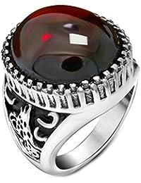 Partnerringe schwarz mit rubin  Suchergebnis auf Amazon.de für: Verlobung oder Partnerschaft ...