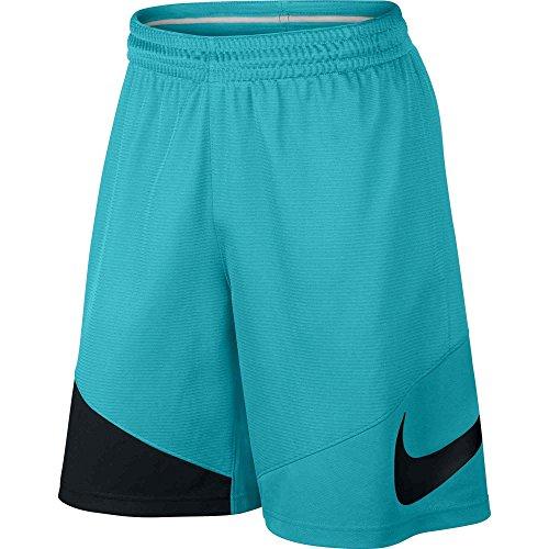 Nike M NK SHORT HBR - Shorts für Herren Azul (Omega Blue / Omega Blue / Negro / Negro)