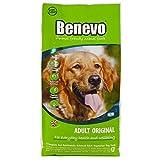 Benevo Vegan Dog Original Hundefutter, 1er Pack (1 x 2 kg)