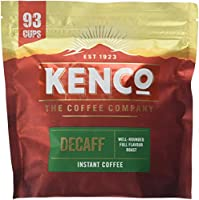 Kenco Decaff Instant Coffee Refill 150 g (Pack of 6)