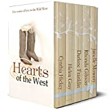 Hearts of the West: Five Historical Romances