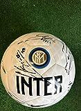 F.C. Inter Pallone Nike Bianco Autografato 2018/2019