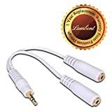 Lambent New 3.5mm Stereo Headphone Y Splitter Cable - Best Reviews Guide