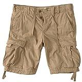Abercrombie - Homme - Cargo Shorts Bermuda Short - Manche