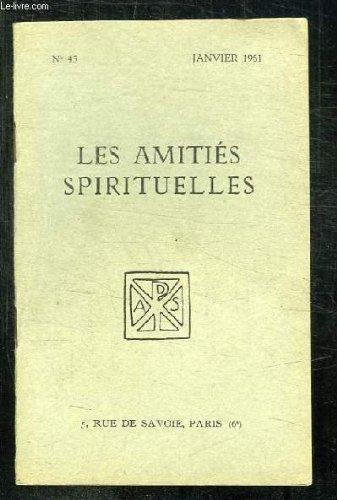 bulletin-des-amities-spirituelles-n-45-janvier-1961-sommaire-temps-du-mensonge-et-de-l-effort-vieux-
