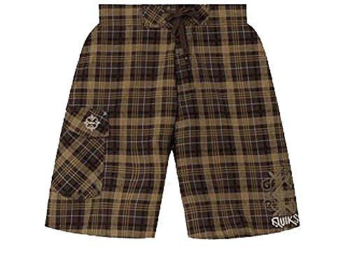 Duke and Duke Shorts,Quiksilver Braun