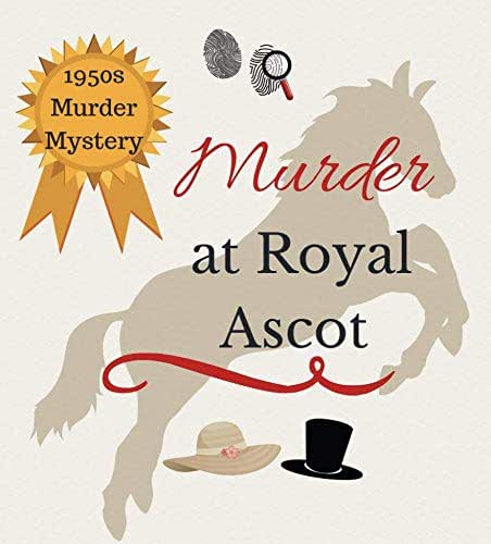 graphic regarding Printable Mystery Games called Murder at Royal Ascot Racing Common Key Video game: Amazon