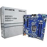 Gigabyte (Intel C612 Chipsatz, 2 x LGA 2011-3/ ATX/ DDR4/ 3 x GbE LAN/ 13 x SATA3/ 1 x mSATA/Server Motherboard)