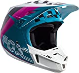 Fox Helm V2 Rohr Blau Gr. L