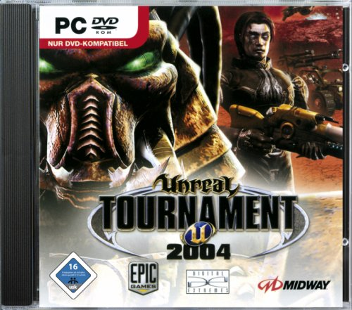 Unreal Tournament 2004 (DVD-ROM) [Software Pyramide]