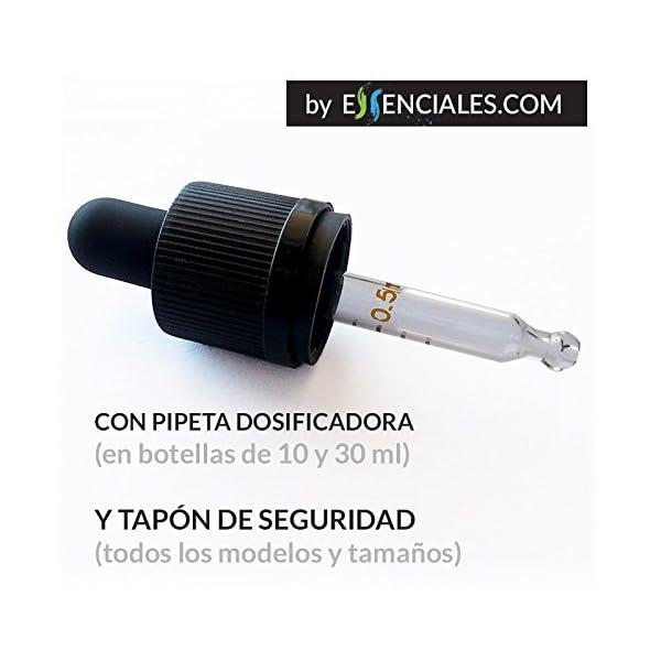 Essenciales – Aceite Esencial de Romero Cineol, 100% Puro, 10 ml | Aceite Esencial Rosmarinus Officinalis