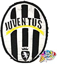 Pignatta Juventus (piñata, pentolaccia) per feste di compleanno dei piccoli tifosi. Gioco per le feste a tema