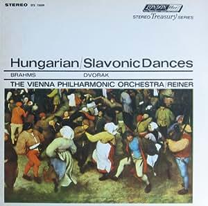 Brahms: Hungarian Dances / Dvorak: Slavonic Dances (Ungarische & Slawische Tänze) [Vinyl LP] [Schallplatte]