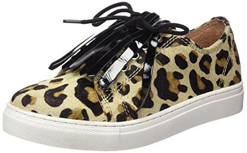 Gioseppo Sevier 36.068 - Scarpe Sportive da Donna, colore Leopard/Black, taglia 36